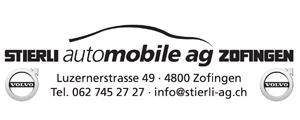 Stierli Automobile Zofingen